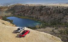 Обои автомобили Jeep Gladiator Overland - 2019