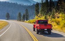 Обои автомобили Jeep Gladiator Rubicon - 2019