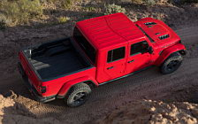 Обои автомобили Jeep Gladiator Rubicon - 2019