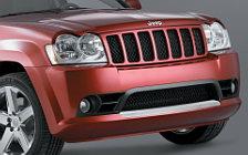 Обои автомобили Jeep Grand Cherokee SRT8 - 2006