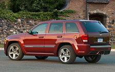 Обои автомобили Jeep Grand Cherokee SRT8 - 2009