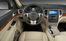 Обои автомобили Jeep Grand Cherokee Limited - 2011