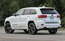 Обои автомобили Jeep Grand Cherokee High Altitude - 2015