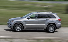 Cars wallpapers Jeep Grand Cherokee Overland - 2016