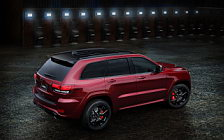 Обои автомобили Jeep Grand Cherokee SRT Night - 2016
