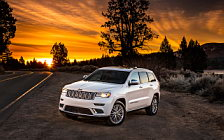 Cars wallpapers Jeep Grand Cherokee Summit - 2016