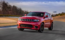 Обои автомобили Jeep Grand Cherokee Trackhawk - 2017