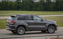 Обои автомобили Jeep Grand Cherokee Summit - 2018