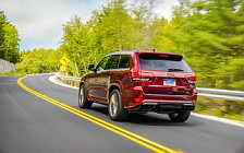 Обои автомобили Jeep Grand Cherokee Trackhawk - 2018