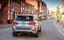 Обои автомобили Jeep Grand Cherokee Trackhawk - 2018