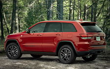 Обои автомобили Jeep Grand Cherokee Trailhawk - 2018