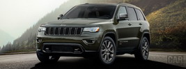Jeep Grand Cherokee 75th Anniversary - 2016