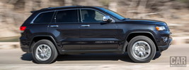 Jeep Grand Cherokee Limited EcoDiesel - 2014