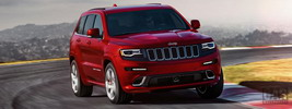 Jeep Grand Cherokee SRT - 2013