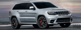 Jeep Grand Cherokee SRT - 2016