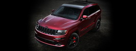 Jeep Grand Cherokee SRT Night - 2016