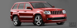 Jeep Grand Cherokee SRT8 - 2006