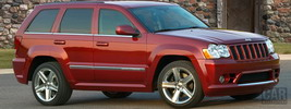 Jeep Grand Cherokee SRT8 - 2009