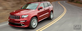 Jeep Grand Cherokee SRT8 - 2011