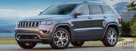 Jeep Grand Cherokee Sterling Edition - 2017