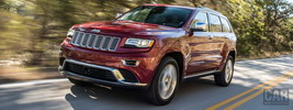 Jeep Grand Cherokee Summit - 2014