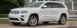 Jeep Grand Cherokee Summit California - 2014