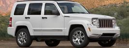Jeep Liberty Limited - 2010