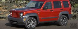Jeep Liberty Renegade - 2010