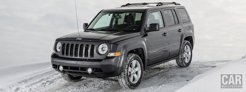Обои автомобили Jeep Patriot Latitude - 2015 - Car wallpapers