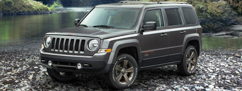 Cars wallpapers Jeep Patriot 75th Anniversary - 2016 - Car wallpapers