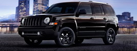 Jeep Patriot Altitude - 2012