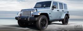 Jeep Wrangler Unlimited Arctic - 2012