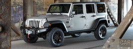 Jeep Wrangler Unlimited Call of Duty MW3 Special Edition - 2012