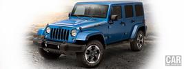 Jeep Wrangler Unlimited Polar - 2014