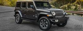 Jeep Wrangler Unlimited Sahara - 2018