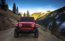 Обои автомобили Jeep Wrangler Rubicon - 2018