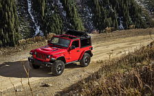 Обои автомобили Jeep Wrangler Rubicon - 2018