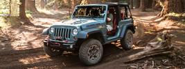 Jeep Wrangler Rubicon 10th Anniversary Edition - 2013