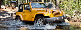 Jeep Wrangler Rubicon - 2012