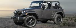 Jeep Wrangler Willys Wheeler - 2014