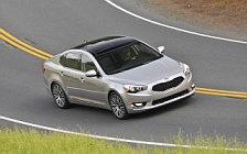 Обои автомобили Kia Cadenza US-spec - 2013