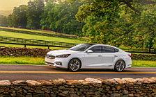 Cars wallpapers Kia Cadenza SXL US-spec - 2016