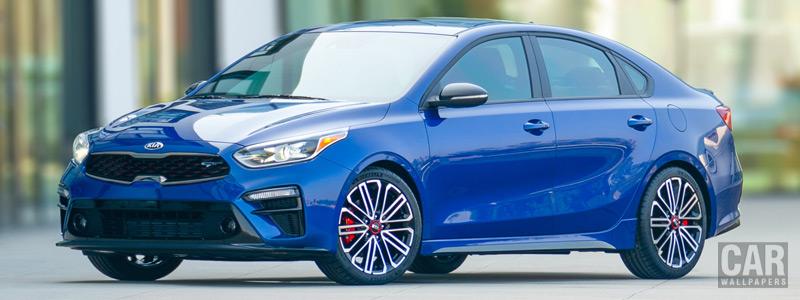 Обои автомобили Kia Forte GT - 2019 - Car wallpapers