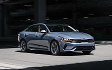 Обои автомобили Kia K5 EX US-spec - 2020