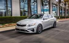 Обои автомобили Kia Optima SX US-spec - 2018