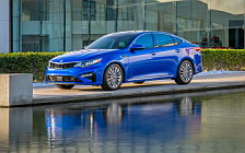 Обои автомобили Kia Optima SXL US-spec - 2018