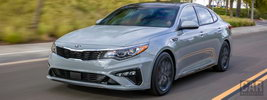 Kia Optima SX US-spec - 2018