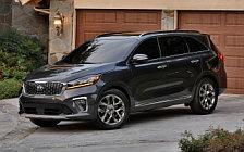 Обои автомобили Kia Sorento SXL US-spec - 2018