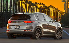 Cars wallpapers Kia Sportage EX US-spec - 2016
