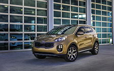 Cars wallpapers Kia Sportage SX Turbo AWD US-spec - 2016